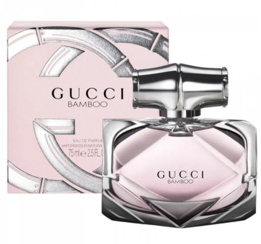Женская парфюмированная вода Gucci Bamboo,75 мл