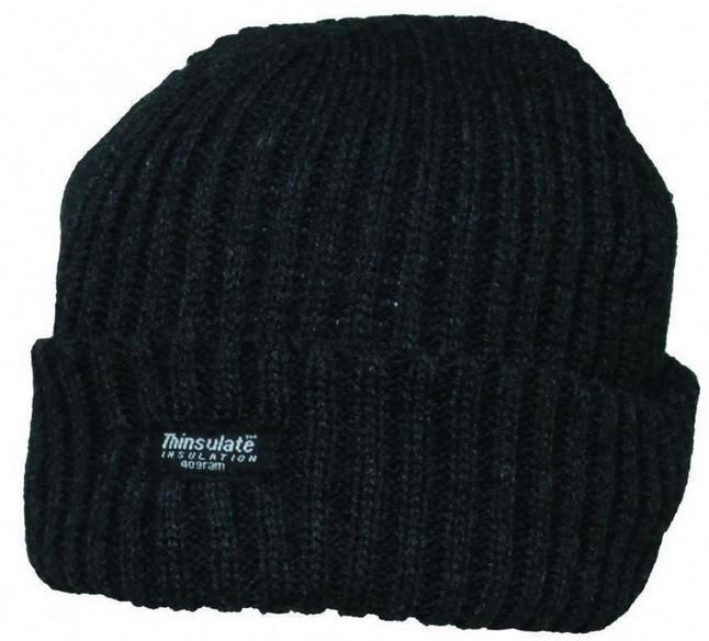 Акриловая вязаная шапка, утеплитель Thinsulate MFH Alaska 10985A
