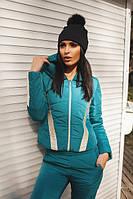 Зимовий костюм двійка бірюза, фото 1