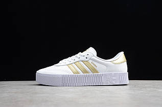 Кроссовки женские Adidas Sambarose / ADM-3660 (Реплика)