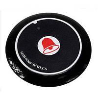 Кнопка виклику офіціанта і персоналу HCM-1000 Bell Black