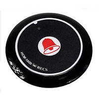Кнопка вызова официанта и персонала HCM-1000 Bell Black