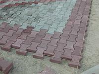 Укладка тротуарной плитки ФЕМ