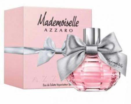 Женская парфюмированная вода Azzaro Mademoiselle, 90 мл