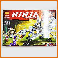 Конструктор Ниндзяго Nindja Thunder Swordsman