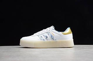 Кроссовки женские Adidas Sambarose / ADM-3661 (Реплика)