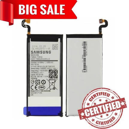 Аккумулятор EB-BG930ABE для Samsung G930 Galaxy S7 (3000mAh), фото 2