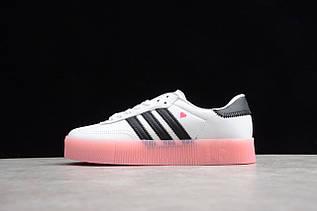 Кроссовки женские Adidas Sambarose / ADM-3662 (Реплика)