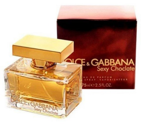 Женская туалетная вода Dolce&Gabbana Sexy Choclate, 75 мл