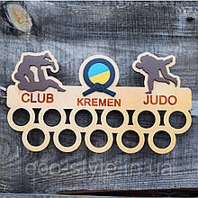 Медальница Дзюдо, держатель для медалей, Judo