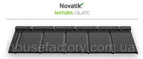 Композитная черепица Novatik Natura Slate