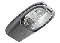 Консольный светильник Nano-2 под натриевую лампу ЖКУ-100 стекло, Schreder, фото 1