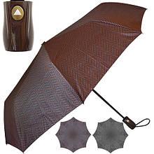 Зонт складной полуавтомат d110см 8сп (чехол)