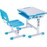 Парта со стулом FunDesk Piccolino Blue (PICCOLINO BLUE)