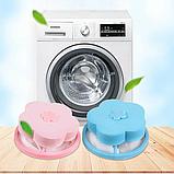 Фільтр - мішок для прання одягу 15,5*9,5 см, фото 9