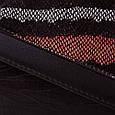 Женский кожаный клатч ETERNO черный, ET15043, фото 5