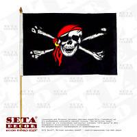 """Прокат. Пиратский флаг """"Весёлый Роджер"""""""