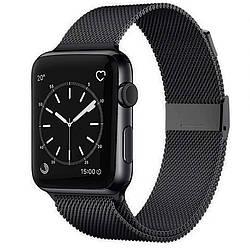 Ремешок Apple watch, 42mm/44mm, Milanese Loop Design