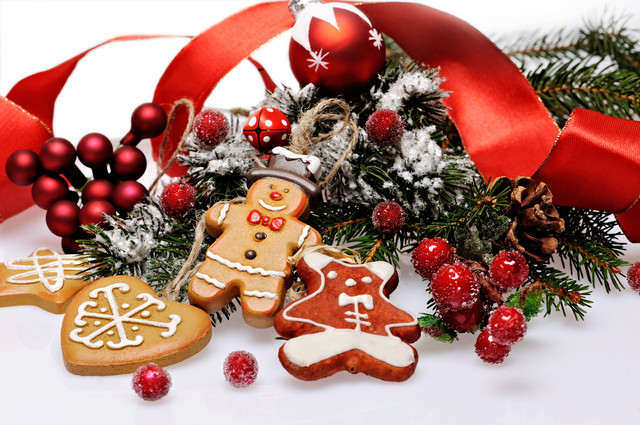 Новогодний декор и подарки (в стадии наполнения)