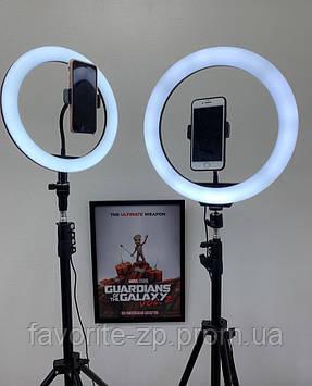 Кольцевая LED Лампа со штативом 30см