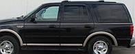Дефлекторы окон Ford Expedition I 1996-2003 | Ветровики Форд Экспедиция