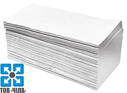 Бумажные полотенца серые V-складка (160 шт/уп)