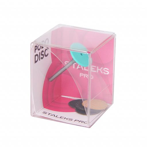 Педикюрный диск основа со сменными файлами STALEKS PRO PODODISK 15 мм