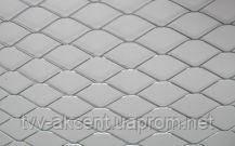 Сетка просечно-вытяжная холоднокатанная 15*30 мм 0,5мм  10 м2. перемычка 0,5мм