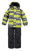 Комплект (куртка, штаны на подтяжках) Lassie TEC Код 723630-2281 размеры на рост 104, 110, 116, 122, 128 см