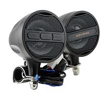 Мотоакустика Aoveise MT473 черная с Bluetooth 2x20W