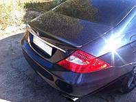 Спойлер на крышку багажника Mercedes CLS-class W218