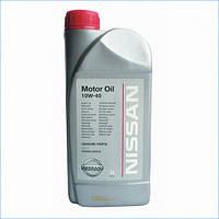 Моторное масло Nissan 10w40, 1L