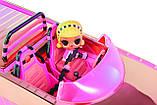 ЛОЛ Сюрприз Машина кабриолет с куклой 3 в 1 L.O.L. Surprise! Car-Pool Coupe, фото 5