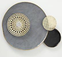 Настенный декор Jamila 100*75*8 см металл Гранд Презент 1017613