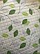 Декоративная Настенная Панель ПВХ Пластмаркет (плитка Листья), фото 3
