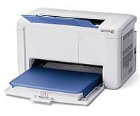 Принтер лазерный Xerox Phaser 3010 + кабель