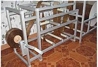 Станок для перемотки и измерения длины колбасной оболочки КО-1