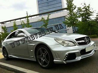 Обвіс Wald на Mercedes CLS W219
