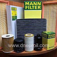 Фильтр маслянный MANN HU711/51X