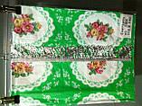 Скатерть-клеенка на кухонный стол из пвх 110-140, фото 4