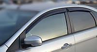 Ветровики Форд Фокус | Дефлекторы окон Ford Focus II Sd/Hb 5d 2004-2011