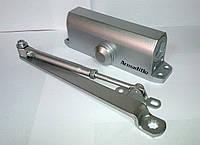 Доводчик дверной Armadillo LY3 AL до 65 кг Цвет: Алюминий