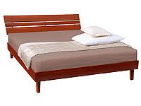 Кровать двуспальная Прагматик (ДСП)  ТМ АМФ