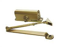 Доводчик дверной Armadillo LY3 до 65 кг Цвет: Золото