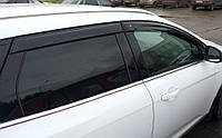 Дефлекторы окон Ford Focus III Wagon 2010 | Ветровики Форд Фокус
