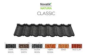 Композитная черепица Novatik Natura Classic