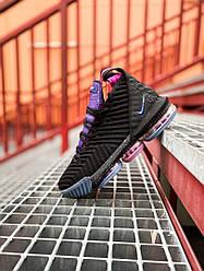 """Кроссовки Nike LeBron 17 """"Черные"""""""