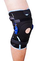 Ортез на коленный сустав с полицентрическими шарнирами неразъемный ES-7A02, размер S