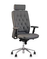 Кресло для руководителей CHESTER R HR steel chrome, фото 1