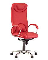 Кресло для руководителей ELF steel chrome